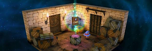 Immagine del gioco LUMO per Playstation 4