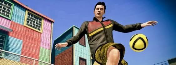 Immagine del gioco FIFA Street per Playstation 2