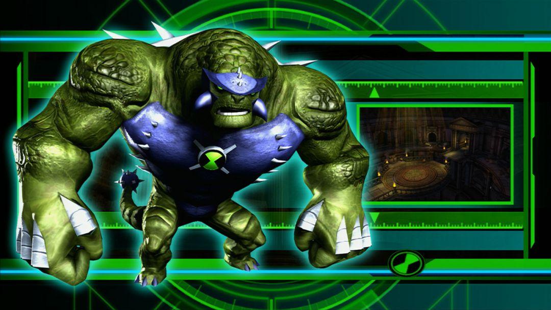 Ben 10: Ultimate Alien: Cosmic Destruction Per WII