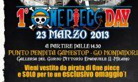 Il 23 marzo tenetevi liberi per il One Piece Day