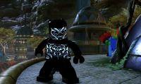 Black Panther arriva su LEGO Marvel Super Heroes 2