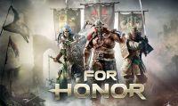 Ubisoft annuncia un'open beta per For Honor
