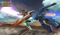 Gundam Versus - Un video mostra modalità e tipologie di match