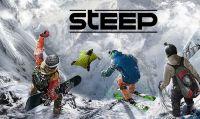 Steep sarà testabile gratuitamente per tutto il weekend