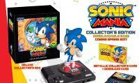 Ecco il video unboxing della Collector's Edition di Sonic Mania