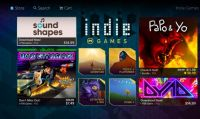 Categoria Indie Games sul PlayStation Store