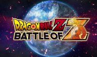 Nuovi aggiornamenti per Dragon Ball Z Battle of Z