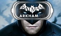 Batman: Arkham VR disponibile anche per HTC Vive e Oculus Rift