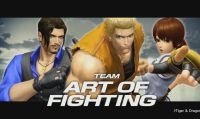 The Kings of Fighter XIV - Un video per il team 'Art of Fighting'