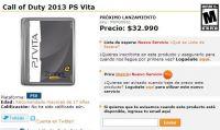 PS Vita: rivenditore spagnolo propone nuovo Call of Duty