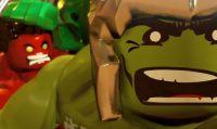 Thor e Hulk nel nuovo trailer di LEGO Marvel Super Heroes 2
