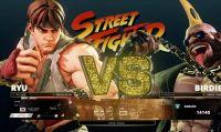 Pubblicato un nuovo trailer in occasione del lancio di Street Fighter V: Arcade Edition