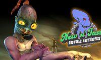 Abe's Oddysee New 'n' Tasty disponibile su PS Vita e in arrivo su Wii U