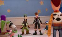 KH3 - Digital Foundry confronta il mondo di Toy Story con quello del primo film