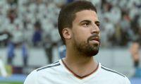 FIFA 18 - Il look di Khedira è stato aggiornato