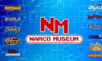Namco Museum è pronto per ''approdare'' su Switch