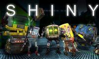 Il platform fantascientifico 'Shiny', disponibile in versione retail dal 1° marzo 2018