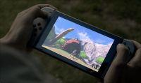 Nintendo Switch - Ecco il touch screen in funzione
