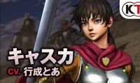 Berserk Warriors si mostra in due nuovi video gameplay