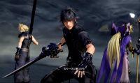Gioca nei panni di Noctis nell'Open Beta di Dissidia Final Fantasy NT