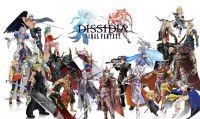 Dissidia Final Fantasy - Ecco Squall e altri lottatori in azione