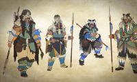 Horizon: Zero Dawn - Guerrilla Games presenta la tribù dei Banuk