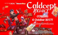 Il GCC Culdcept Revolt arriva ad ottobre su 3DS