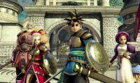 Dragon Quest Heroes II - Gameplay off-screen su PS Vita