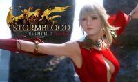 Final Fantasy XIV: Stormblood - Immagini sulle classi e le location dell'espansione