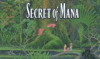 Secret of Mana arriverà in versione fisica solamente su PlayStation 4