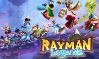 Michel Ancel e il suo team giocano a Rayman Legends su Twitch.tv