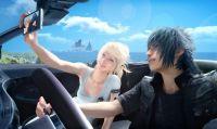 Anche i personaggi di Final Fantasy XV festeggiano San Valentino a modo loro