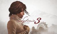 Syberia 3 - Accordo tra Ubisoft e Microids per la distribuzione italiana