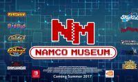 Namco Museum arriva in estate in esclusiva per Nintendo Switch