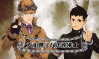 The Great Ace Attorney 2 ci presenta il cast in questo nuovo trailer
