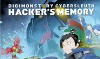 Digimon Story: Cyber Sleuth - Hacker's Memory è disponibile per PS4 e PS Vita
