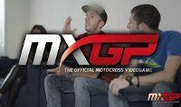 Interviste VIP durante la prova dell'alfa di MXGP