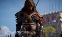 Assassin's Creed Origins - Presentato con un trailer il Roman Centurion Pack