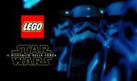 LEGO Star Wars: Il risveglio della Forza - Il trailer delle multi-costruzioni