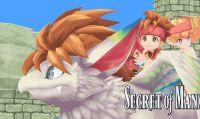 Secret of Mana si aggiorna a marzo con la patch 1.02
