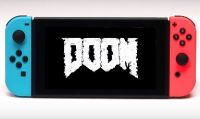 Tutta l'adrenalina di DOOM arriva su Switch