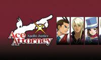 Apollo Justice: Ace Attorney arriva su Nintendo 3DS