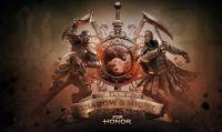 Disponibile Shadow & Might, la seconda stagione di For Honor