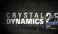 Crystal Dynamics festeggia il suo venticinquesimo compleanno