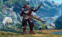 Già disponibile il nuovo crossover tra Monster Hunter: World e Street Fighter V