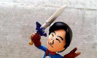 Un'Amiibo Custom per ricordare Satoru Iwata