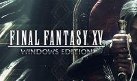 Square Enix ci presenta nuove immagini della Final Fantasy XV: Windows Edition