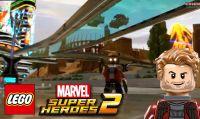 LEGO Marvel Super Heroes 2 - Un nuovo trailer ci mostra ''Chronopolis''