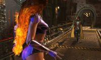 Injustice 2 - Un trailer introduce la bella e ''calda'' Starfire