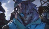 Mass Effect: Andromeda - Jaal si aggiunge alla collezione di spillette pensata da BioWare